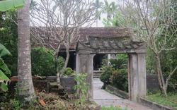 Điều chỉnh Dự án tu bổ, tôn tạo di tích Nhà thờ và Mộ Hồ Tùng Mậu, tỉnh Nghệ An