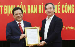 Công bố Quyết định của Ban Bí thư bổ nhiệm Phó Trưởng Ban Kinh tế Trung ương