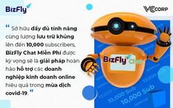 VCCorp ra mắt gói Chatbot Miễn Phí trọn đời hỗ trợ doanh nghiệp tối ưu hoạt động bán hàng trong mùa dịch