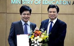 Bộ GDĐT bổ nhiệm Vụ trưởng Vụ Giáo dục Trung học