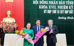 Trưởng ban Ban Dân vận Tỉnh ủy Quảng Bình được bầu giữ chức Phó Chủ tịch HĐND tỉnh