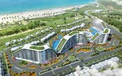 Khách sạn xanh The Coastal Hill hé lộ những hình ảnh hoàn thiện mới nhất