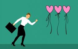 Đừng hẹn hò với một nữ doanh nhân nếu như bạn chưa sẵn sàng chấp nhận nàng đặt công việc là số 1 và không thích