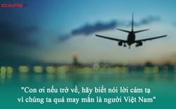 Mẹ Việt nhắn gửi con trai du học nước ngoài:
