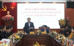 """Bí thư Thành ủy Hà Nội: """"Lúc xảy ra dịch bệnh, chúng ta lại thấy được sức mạnh của hệ thống chính trị Việt Nam"""""""