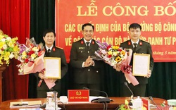 Nhân sự mới Công an Hà Tĩnh, VKSND Ninh Thuận, Tỉnh ủy Hải Dương