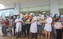 30 công nhân trở về từ Vũ Hán đã xuất viện