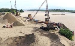 Từ 10/4, đấu giá quyền khai thác cát sỏi lòng sông, nghiêm cấm khai thác ở khu vực có nguy cơ sạt lở