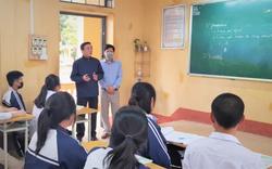 Ngày đầu học sinh trở lại ngôi trường từng có người nhiễm Covid-19 ở Vĩnh Phúc
