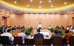 Chủ tịch Hà Nội cảnh báo: Lương thực, thực phẩm tiếp tế chưa được khử khuẩn có thể là nguồn lây nhiễm vi rút vào các khu cách ly tập trung