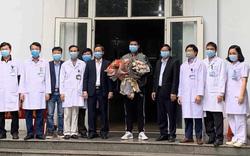 [Tin vui]: Thêm một bệnh nhân Covid-19 được ra viện