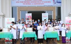 Giảng viên, sinh viên ở Đà Nẵng tiếp sức cùng tuyến đầu chống dịch Covid-19