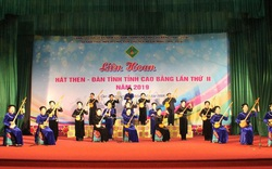 Quảng bá, giới thiệu giá trị văn hóa đặc sắc của tỉnh Cao Bằng ra thế giới