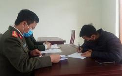 Nghệ An: Tung tin thất thiệt về virus Covid-19, thanh niên bị phạt 12,5 triệu đồng