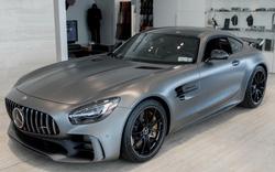 Mercedes-AMG GT R chính hãng giá 11,9 tỷ đồng, rẻ gần nửa so với xe nhập tư