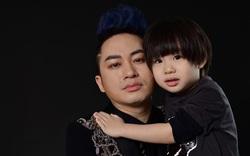 Tùng Dương chia sẻ bản thân trưởng thành hơn từ khi có con