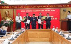 Ban Bí thư chỉ định nhân sự Đảng bộ Khối Doanh nghiệp Trung ương