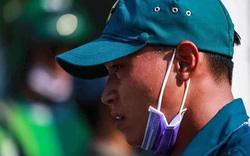 Sao Việt bày tỏ sự xúc động đối với các tình nguyện viên khu cách ly Covid-19