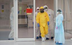 Tổng thống Putin thân chinh thăm bệnh viện, Nga đang tăng tốc đối phó Covid-19