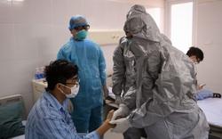 Thêm 4 ca mắc COVID-19 (BN234 - 237): 1 bệnh nhân người nước ngoài đã đi từ nhiều nơi ở Việt Nam