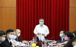 Bộ Nội vụ nghiêm cấm đưa đồ dùng cá nhân đến phòng làm việc để hạn chế lây nhiễm COVID-19