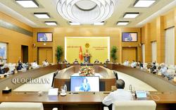 Phê chuẩn nhân sự mới Ủy ban Thường vụ Quốc hội