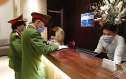 Bộ Công an đã hoàn thành việc rà soát số lượng người nhập cảnh vào Việt Nam