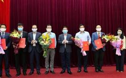 6 cán bộ được Bộ trưởng Bộ Giao thông điều động, bổ nhiệm vị trí mới