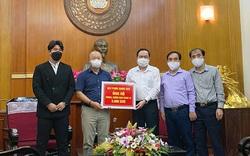 HLV Park Hang-seo quyên góp hơn 100 triệu đồng, chung tay đẩy lùi dịch Covid-19