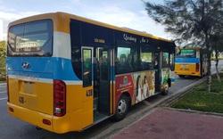 Tạm đình chỉ tài xế, phụ xe buýt đuổi