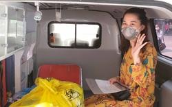 Hình ảnh 3 bệnh nhân mắc Covid-19 ở Đà Nẵng khỏi bệnh và xuất viện