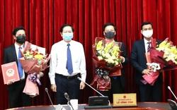 Nhân sự mới của Ban Bí thư, Bộ Nội vụ
