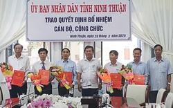 Điều động, bổ nhiệm nhân sự tại các tỉnh Ninh Thuận, Long An, Quảng Ninh