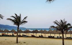 Đà Nẵng tạm dừng các hoạt động liên quan đến tắm biển