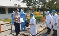 Tin vui: Một bệnh nhân Covid-19 ở Huế đã khỏi bệnh và xuất viện