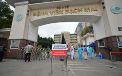 Bộ Y tế đề nghị làm rõ việc nhân viên Bạch Mai mang thai 38 tuần nhưng vẫn tham gia chống dịch COVID-19