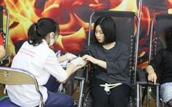 Công đoàn Bộ VHTTDL tổ chức ngày hội hiến máu