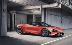 McLaren 765LT: Phiên bản 'cơ bắp' của 720S chào sân với động cơ V8 755 mã lực