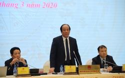 Bộ trưởng Mai Tiến Dũng nói gì về việc Hải Phòng chi 269 tỷ đồng ngân sách tặng quà cho người dân