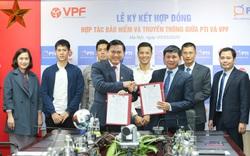 PTI và VPF ký kết hợp tác bảo hiểm giải bóng đá chuyên nghiệp quốc gia 2020