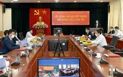 Học viện Chính trị Quốc gia Hồ Chí Minh điều động, bổ nhiệm nhiều vị trí cán bộ
