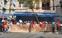 Nhiều khách hàng tiếp tục vây Công ty Bách Đạt An để đòi sổ đỏ