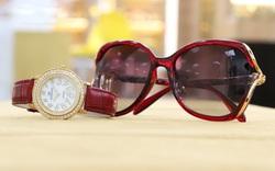 8/3 săn qùa tặng phái đẹp với ưu đãi giảm giá lên đến 50% đồng hồ và kính mắt chính hãng