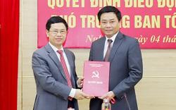 Nhân sự mới 2 tỉnh Hải Dương, Nghệ An