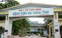 Một Phó khoa Bệnh viện tỉnh Thái Bình bị bắt vì nhận hối lộ