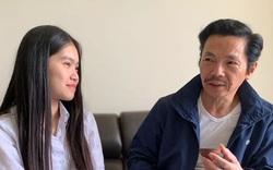 NSND Trung Anh chia sẻ rớt nước mắt dành cho con gái 17 tuổi