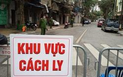 756 người đã tiếp xúc gần với 4 người nhiễm Covid-19 tại Hà Nội
