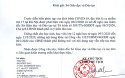 Đà Nẵng cho học sinh lớp 12 nghỉ học từ ngày 9/3 đến 15/3 để phòng chống Covid-19