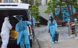 Quảng Ninh chuyển 9 người bay cùng bệnh nhân 17 đến nơi cách ly