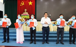 Nhân sự mới tại các tỉnh Long An, Đắk Nông, Bắc Giang